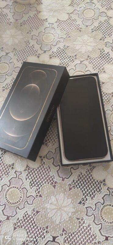 IPhone 12 Pro | 128 ГБ | Золотой | Новый | Face ID