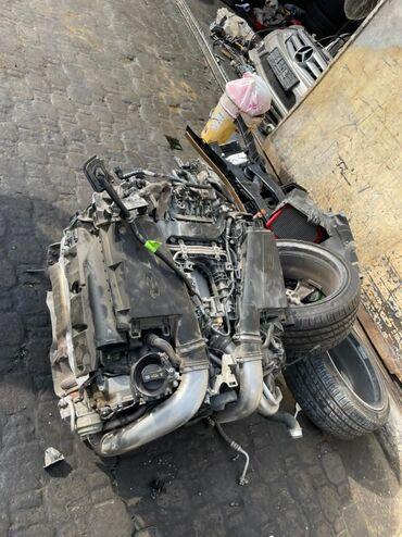 двигатель нива 1 7 инжектор цена in Кыргызстан   АВТОЗАПЧАСТИ: Двигатель M278 4.7 Bi-Turbo на запчасти.Мерседес-БенцМотор 4.7 би
