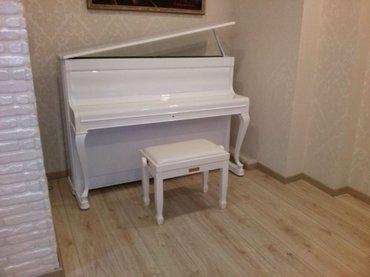 Pianino Avropa istehsalı - Faizsiz Daxili KreditləAkustik və Elektron