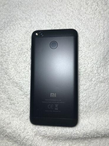 Б/у Xiaomi Redmi 4X 32 ГБ Черный