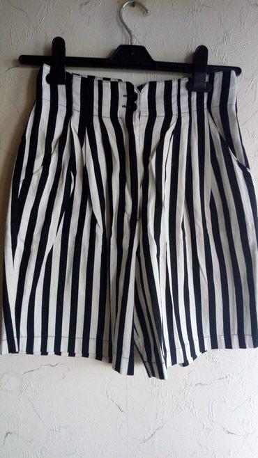 Obim-grudcm-duzina-cm - Srbija: Nove pamucne pantalone. obim oko struka 66cm. duzina 48cm. obim