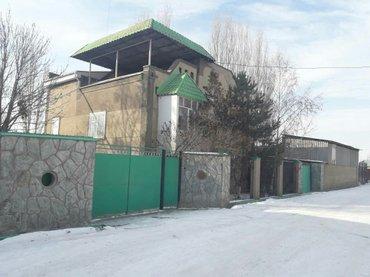 срочно! продается кирпичный благоустроенный дом в городе талас со всем в Бишкек