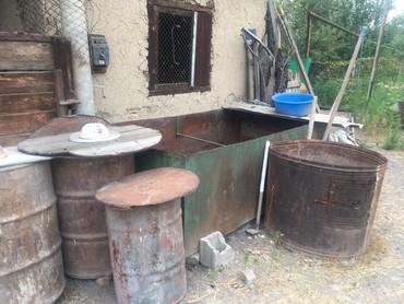 сосуд дюара в Кыргызстан: Металлические сосуды для хранения зерна. Беловодск