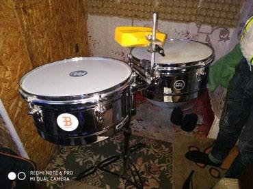 Барабаны в Кыргызстан: Tembales drums