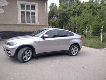 BMW X6 4.4 л. 2011