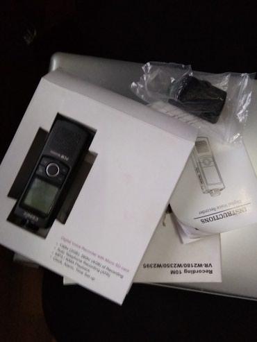 Продаю диктофон Recording 10M VR-W2395. В в Бишкек