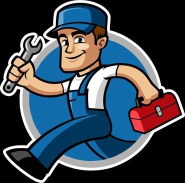 услуги профессиональных сварщиков в Кыргызстан: Услуги профессиональных сантехников! установка санфаянс, отопление
