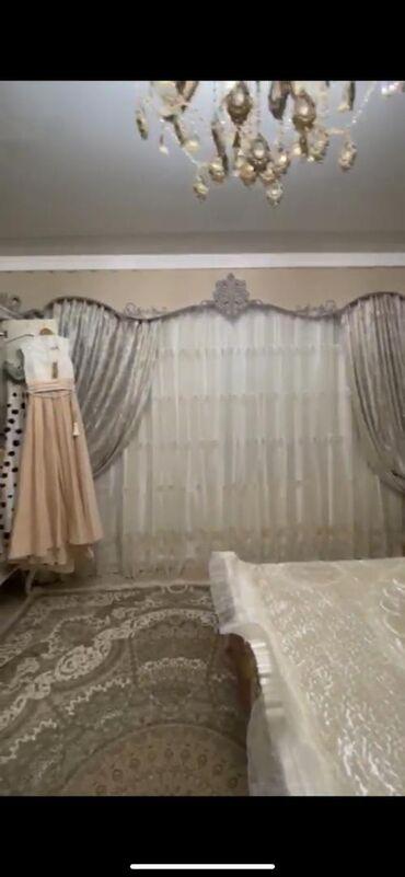 тюл в Кыргызстан: Срочно! Продаю комплект штор (портьеры+тюль) в хорошем состоянии, высо