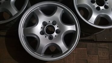 Mercedes R16 разноширокие! Диски в идеальном состоянии! Геометрия 100