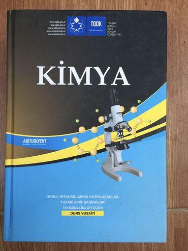kimya - Azərbaycan: Kimya tqdk kitabı 5azn