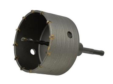 Mesalica za beton - Srbija: Kruna za busenje betona SDS plus 100 mm  Kruna za busenje betona SDS p