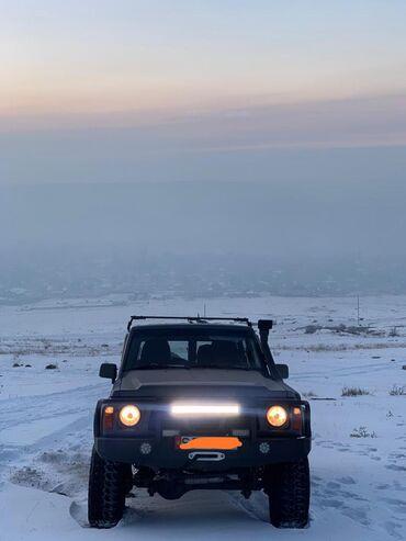 nissan interstar в Кыргызстан: Nissan Patrol 2.9 л. 1989