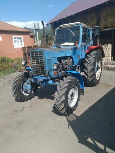Digər nəqliyyat - Azərbaycan: Belarus 82 traktor satılır saz vəziyyətdə dir qabağı cekir sənədləri