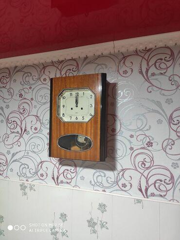 продажа однокомнатных квартир в канте в Кыргызстан: Продаю антикварные часы янтарь 1966г.в исключительном