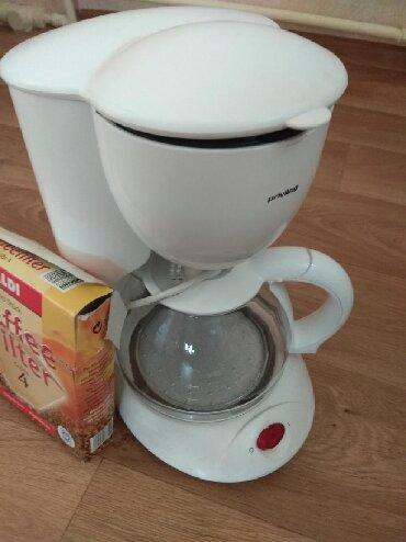 кофемашина delonghi магнифика в Кыргызстан: Кофемашина в отличном состоянии