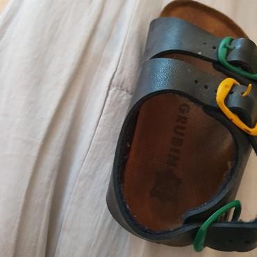 Grubinove sandale - Sabac