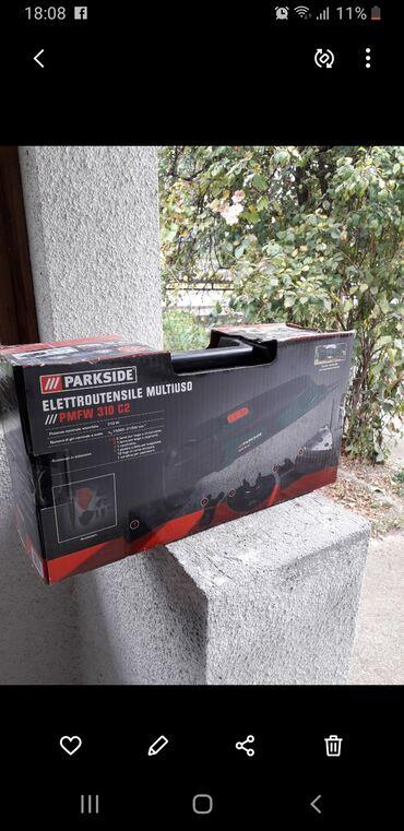 Prodajem multifunkcionalni alat parkside pmf 310 c2 nekorišćen u