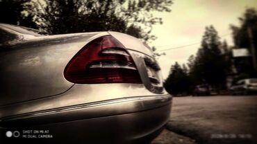летние шины бу в Кыргызстан: Mercedes-Benz E-Class 1.8 л. 2002 | 250000 км