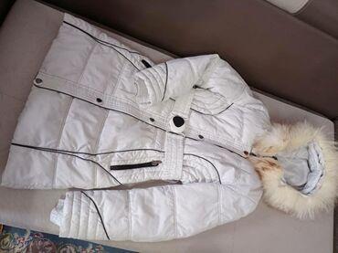 tunik s rukavami в Кыргызстан: Зимняя куртка. Размер S. в хорошем состоянии