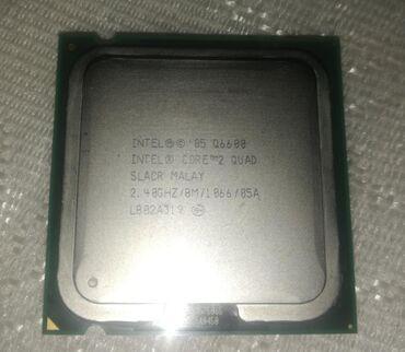 Prodajem intel Q6600 Quad core za 775 plocu. Sa njim sam igrao Far