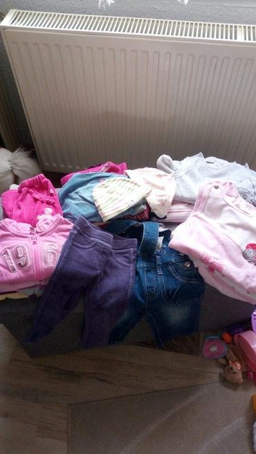 Ostala dečija odeća | Sabac: Bebi stvari imam dosta saljem slike, pelene svedske, bodici stramplice