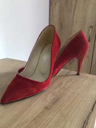 Crvene cipele u broju 36 🔝🔝🔝 - Trstenik