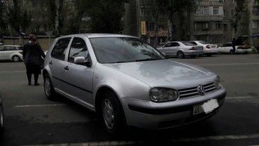 Гольф 4 2001г. в. об. 1. 6  левый руль, автомат, состояние отличное. ц в Бишкек
