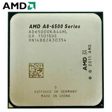 Электроника - Ивановка: Процессор: AMD A8 6500 сокет: FM2 Частота: 3.5GHz turbo boost