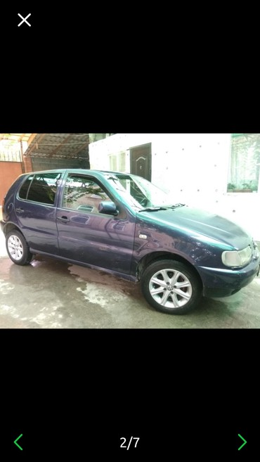 Volkswagen Другая модель 1.4 л. 1998 | 1111 км