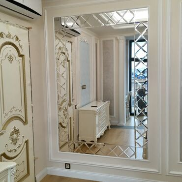 зеркала бишкек in Кыргызстан | АВТОЗАПЧАСТИ: Зеркало на заказ Зеркальное панно зеркало для коридора зеркало для маг