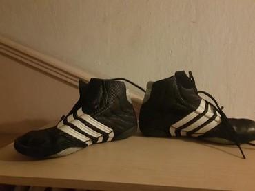 Παπούτσια πάλης,  Adidas, 39 νούμερο, φορεμένα ελάχιστες φορές σε Περιφερειακή ενότητα Θεσσαλονίκης - εικόνες 2