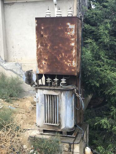 Elektrik malları - Azərbaycan: Transformator islekdir