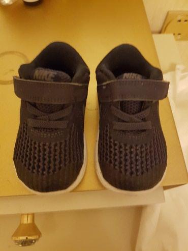 Gəncə şəhərində Oglan ushagi uchun Nike firmasinin original ayaqqabisi. Turkiyeden