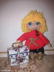 Уникальная коллекция авторских кукол в Бишкек