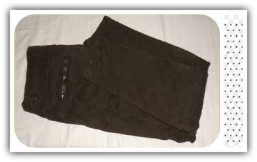Braon farmerke - Srbija: 6.7. Zara muške farmerke XL-27.9.✼Zara men & Denim braon, muške