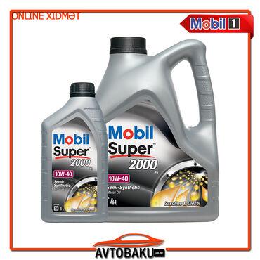 bmw x1 20d xdrive - Azərbaycan: ▪Mobil - Super™ 2000 X1 10W40/1LT - 12AZN▪Mobil - Super™ 2000 X1