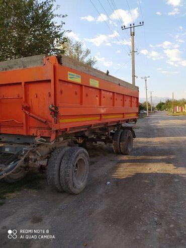 прицеп для велосипеда в Кыргызстан: Продаю прицеп на Камаз!! самосвал новый 2014 года без вложений без изн