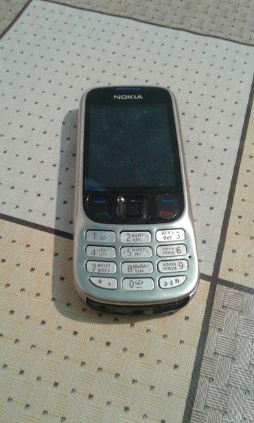 Нокиа 6303. Не работает камера, корпус не оригинал. В комплекте ничего в Бишкек
