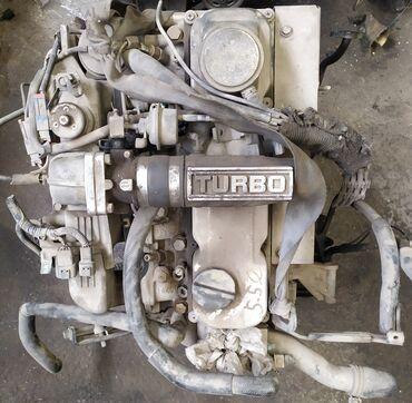 двигатель нива 1 7 инжектор цена in Кыргызстан   АВТОЗАПЧАСТИ: Nissan mistral 2.7 турбо дизель мотор привозной из японии склад ул