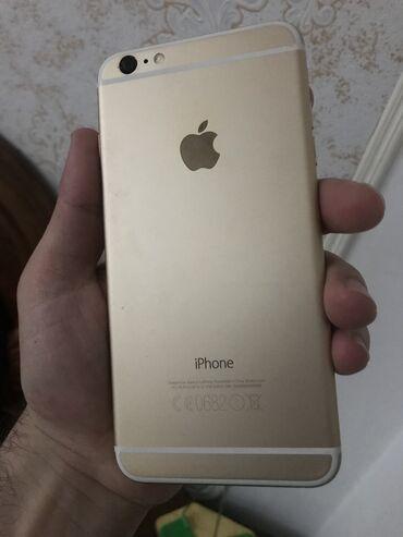 plata iphone - Azərbaycan: İşlənmiş iPhone 6 Plus 16 GB Qızılı