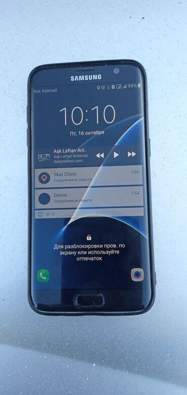 Samsung galaxy б у - Азербайджан: Б/у Samsung Galaxy S7 Edge