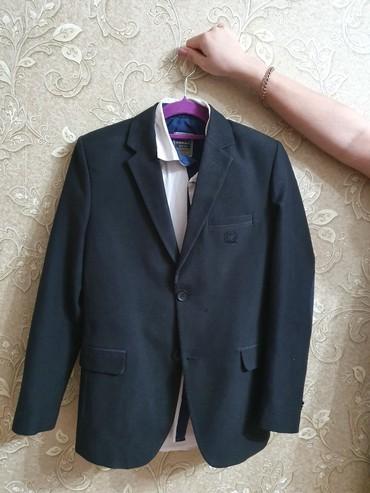 Пиджак школьный - Кыргызстан: Школьный набор пиджак+брюки +рубашка б.у Турция