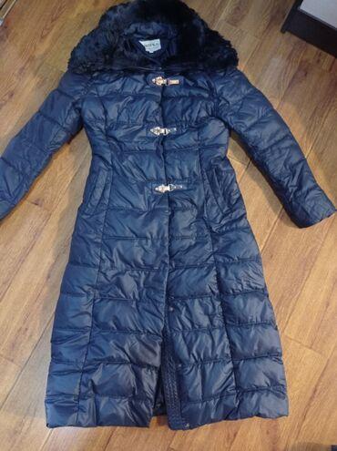 Куртка. Зима. Состояние идеальное. S размер . Смотрится очень красиво
