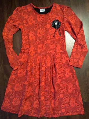 Nova haljina za devojčicu veličina 9-134. - Ruma