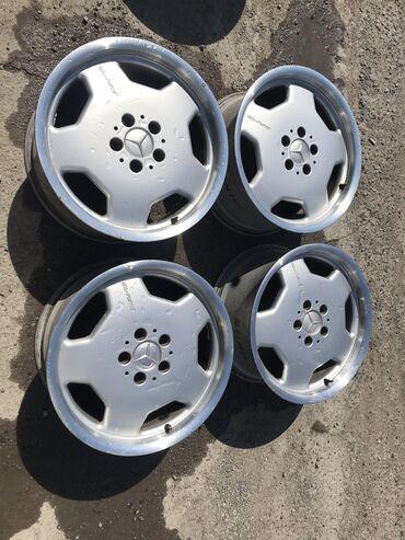 amg диски r17 в Кыргызстан: Amg Monoblock Aero 2 R17Эксклюзивный комплект!Все четыре с широкой