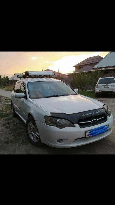 Subaru Legacy 2 л. 2004   250000 км