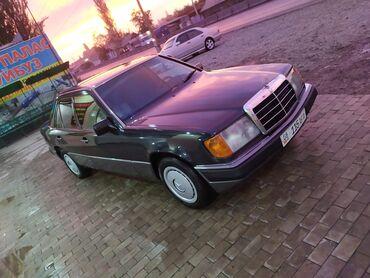 Mercedes-Benz W124 2.3 л. 1991 | 2 км