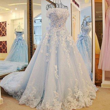 Свадебное платье (последнее). Это в Бишкек