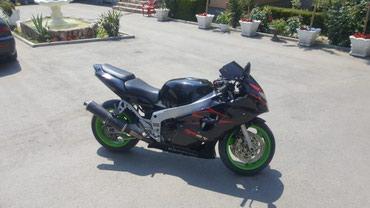 Kawasaki | Srbija: KAWASAKI ZHR 750.  Motocikl u dobrom stanju. Potrebno čišćenje karbu