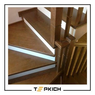 tepkich в Кыргызстан: Tepkich - Лестницы из дерева. Бишкек